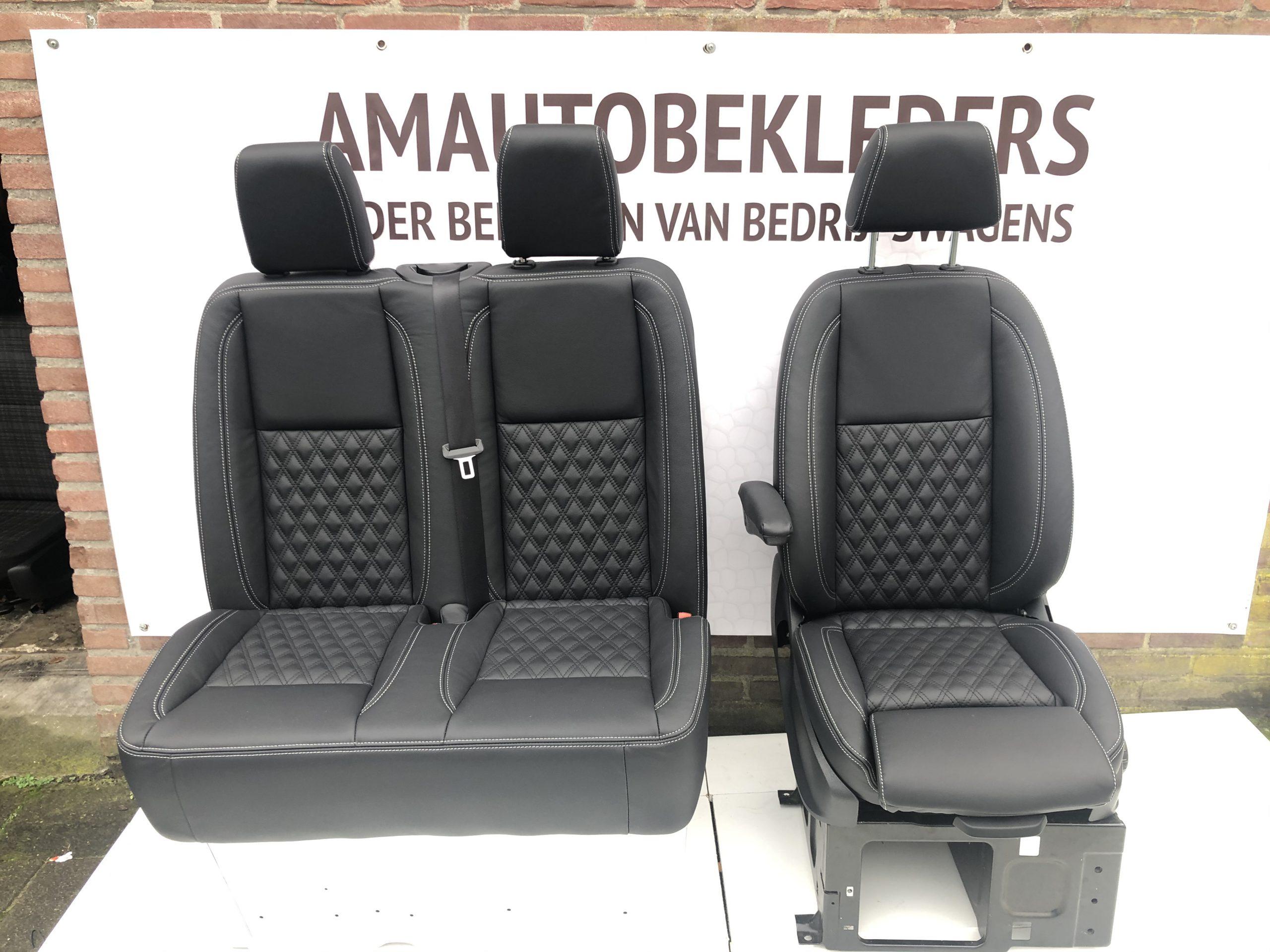 Bestuurderstoel+Bijrijdersbank voor Sprinter 907 vanaf 2019