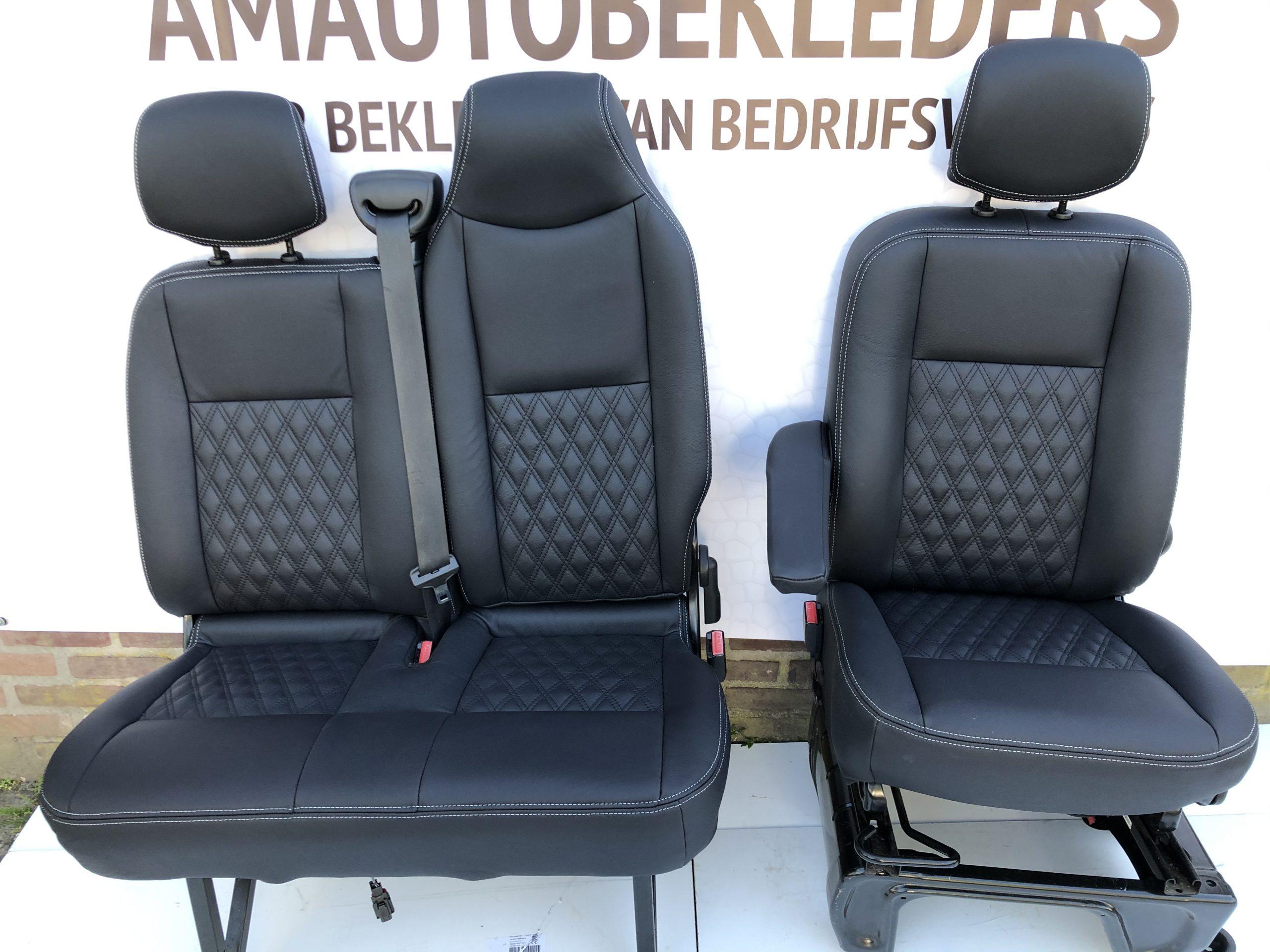 Bestuurderstoel+Bijrijdersbank voor Opel movano Master